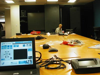 Professional Audio Video Installation at ATT Latin American Division Offices